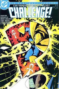 Cover Thumbnail for DC Challenge (DC, 1985 series) #11