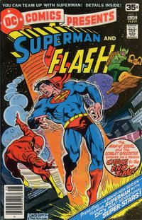 Cover Thumbnail for DC Comics Presents (DC, 1978 series) #1