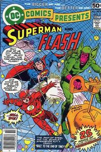Cover Thumbnail for DC Comics Presents (DC, 1978 series) #2 [Newsstand]