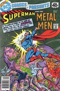 Cover Thumbnail for DC Comics Presents (DC, 1978 series) #4