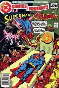 Cover Thumbnail for DC Comics Presents (DC, 1978 series) #7
