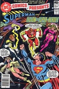 Cover Thumbnail for DC Comics Presents (DC, 1978 series) #13