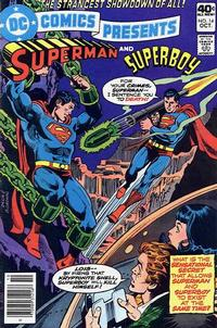 Cover Thumbnail for DC Comics Presents (DC, 1978 series) #14