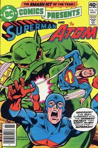 Cover Thumbnail for DC Comics Presents (DC, 1978 series) #15