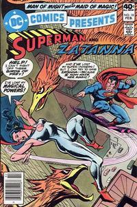 Cover Thumbnail for DC Comics Presents (DC, 1978 series) #18