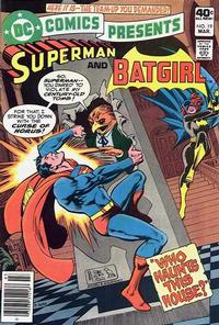 Cover Thumbnail for DC Comics Presents (DC, 1978 series) #19