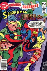 Cover Thumbnail for DC Comics Presents (DC, 1978 series) #21