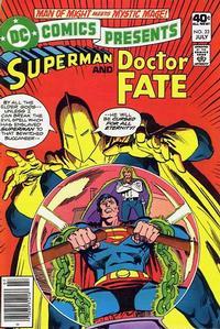 Cover Thumbnail for DC Comics Presents (DC, 1978 series) #23
