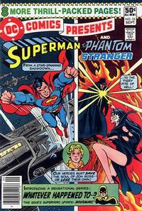 Cover Thumbnail for DC Comics Presents (DC, 1978 series) #25