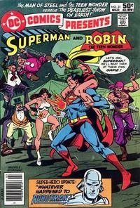 Cover Thumbnail for DC Comics Presents (DC, 1978 series) #31