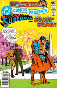 Cover Thumbnail for DC Comics Presents (DC, 1978 series) #32