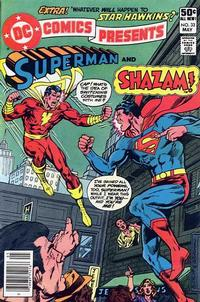 Cover Thumbnail for DC Comics Presents (DC, 1978 series) #33 [Newsstand]