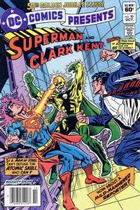 Cover Thumbnail for DC Comics Presents (DC, 1978 series) #50 [Newsstand]