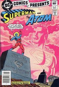 Cover Thumbnail for DC Comics Presents (DC, 1978 series) #51