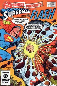 Cover Thumbnail for DC Comics Presents (DC, 1978 series) #73 [Direct]