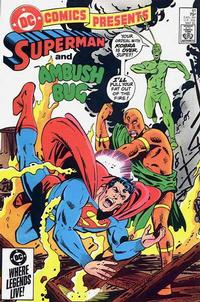 Cover Thumbnail for DC Comics Presents (DC, 1978 series) #81 [Direct Sales]