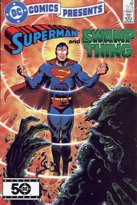 Cover Thumbnail for DC Comics Presents (DC, 1978 series) #85 [Direct Sales]
