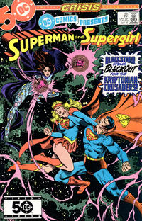 Cover Thumbnail for DC Comics Presents (DC, 1978 series) #86 [Direct Edition]