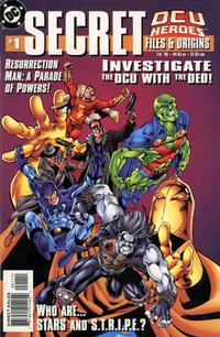Cover Thumbnail for DCU Heroes Secret Files (DC, 1999 series) #1