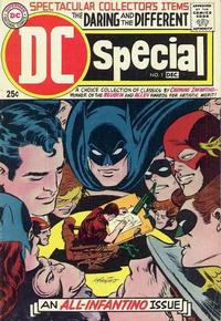 Cover Thumbnail for DC Special (DC, 1968 series) #1