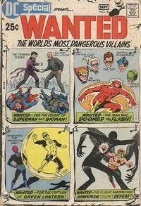Cover for DC Special (DC, 1968 series) #8