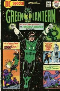 Cover Thumbnail for DC Special (DC, 1968 series) #20