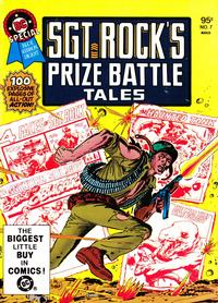 Cover Thumbnail for DC Special Blue Ribbon Digest (DC, 1980 series) #7 [Direct]
