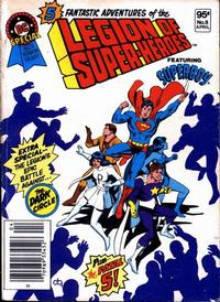 Cover Thumbnail for DC Special Blue Ribbon Digest (DC, 1980 series) #8 [Newsstand]