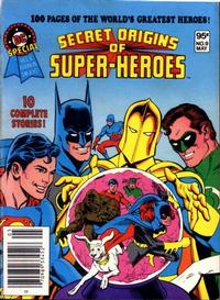 Cover Thumbnail for DC Special Blue Ribbon Digest (DC, 1980 series) #9 [Newsstand]