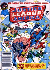 Cover Thumbnail for DC Special Blue Ribbon Digest (DC, 1980 series) #11 [Newsstand]