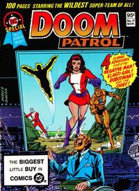 Cover Thumbnail for DC Special Blue Ribbon Digest (DC, 1980 series) #19 [Direct]