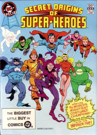Cover Thumbnail for DC Special Blue Ribbon Digest (DC, 1980 series) #22 [Direct]