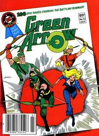 Cover Thumbnail for DC Special Blue Ribbon Digest (DC, 1980 series) #23 [Newsstand]