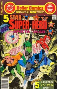 Cover Thumbnail for DC Special Series (DC, 1977 series) #1 - 5 Star Super*Hero Spectacular