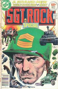 Cover Thumbnail for DC Special Series (DC, 1977 series) #3 - Sgt. Rock Special