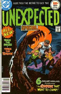 Cover Thumbnail for DC Special Series (DC, 1977 series) #4 - Unexpected Special
