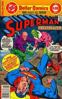 Cover Thumbnail for DC Special Series (DC, 1977 series) #5 - Superman Spectacular