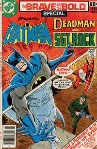 Cover Thumbnail for DC Special Series (DC, 1977 series) #8 - The Brave and the Bold Special