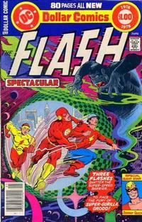 Cover Thumbnail for DC Special Series (DC, 1977 series) #11 - The Flash Spectacular