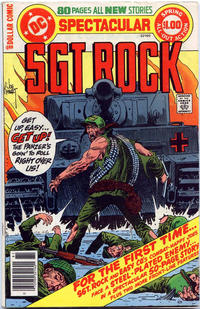 Cover Thumbnail for DC Special Series (DC, 1977 series) #13 - Sgt. Rock