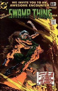 Cover Thumbnail for DC Special Series (DC, 1977 series) #14 - The Original Swamp Thing Saga
