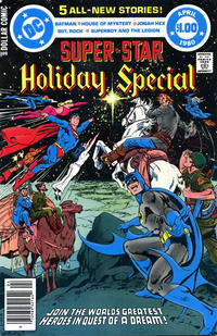 Cover Thumbnail for DC Special Series (DC, 1977 series) #21 - Super-Star Holiday Special