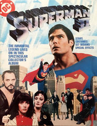 Cover Thumbnail for DC Special Series (DC, 1977 series) #25 - Superman II [Direct]