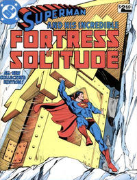 Cover Thumbnail for DC Special Series (DC, 1977 series) #26 - Superman and His Incredible Fortress of Solitude