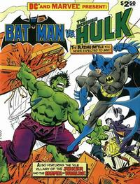Cover Thumbnail for DC Special Series (DC, 1977 series) #27 - Batman vs. The Incredible Hulk [Direct]