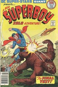 Cover Thumbnail for DC Super Stars (DC, 1976 series) #12