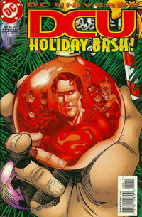 Cover Thumbnail for DC Universe Holiday Bash (DC, 1997 series) #1