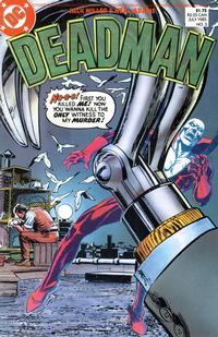 Cover Thumbnail for Deadman (DC, 1985 series) #3