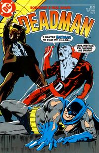 Cover Thumbnail for Deadman (DC, 1985 series) #5