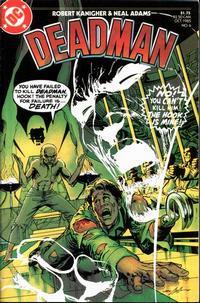 Cover Thumbnail for Deadman (DC, 1985 series) #6